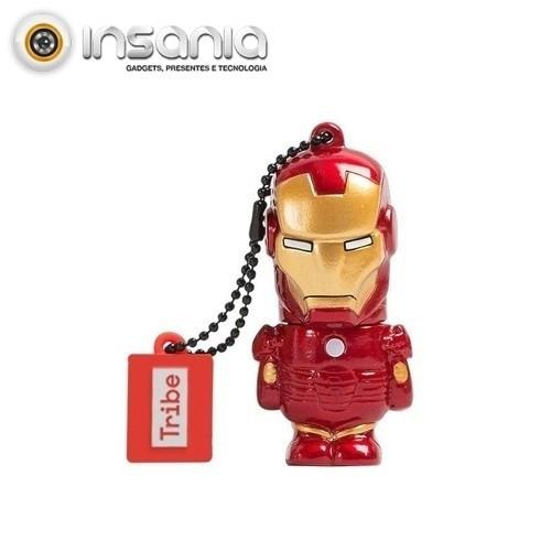 Tribe Pen Drive Marvel Iron Man 16GB