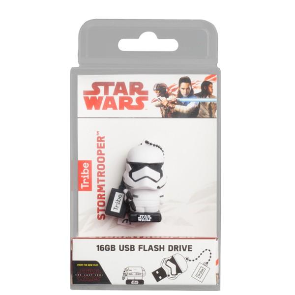 Tribe Pen Drive Star Wars VIII Stormtrooper 16GB