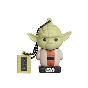 Tribe Pen Drive Star Wars VIII Yoda 16GB (Entrega em 24h)