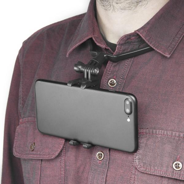 Suporte de Pescoço para Smartphones