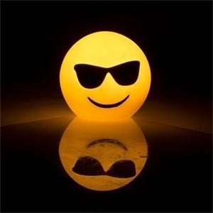Candeeiro LED Emoticono (Entrega em 24h)