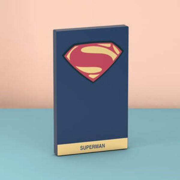 Tribe Deck Power Bank DC Comics Superman 4000 mAh