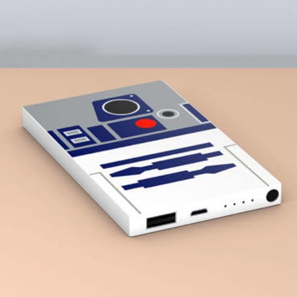 Tribe Deck Power Bank Star Wars R2-D2 4000 mAh