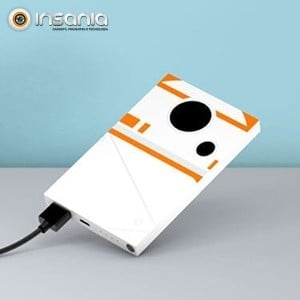 Tribe Deck Power Bank Star Wars BB-8 4000 mAh