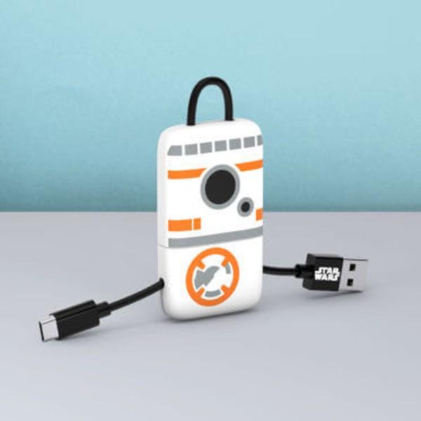 Cabo Keyline USB-Lightning Star Wars BB-8