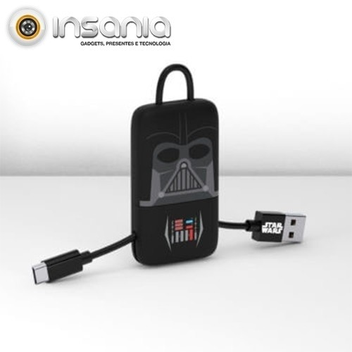 Cabo Keyline USB-Lightning Star Wars Darth Vader
