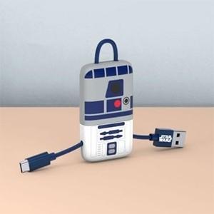 Cabo Keyline USB-Lightning Star Wars R2-D2 (Entrega em 24h)