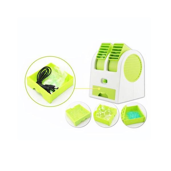 Mini Ventoinha e Ambientador