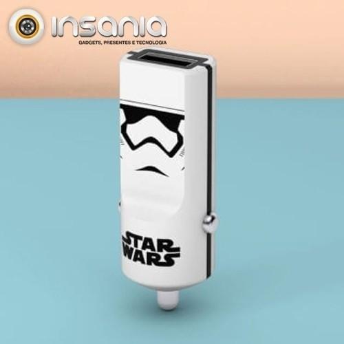 Tribe Carregador de Isqueiro Star Wars Stormtrooper