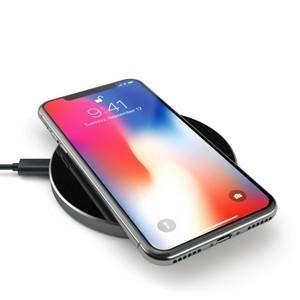 Carregador Wireless QI Satechi Cinzento (Entrega em 24h)