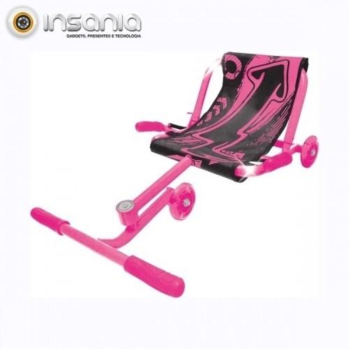 Kart Roller Rosa
