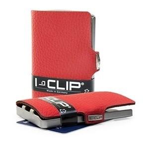 Carteira Porta-cartões I-Clip Clássica Ögon Vermelha (Entrega em 24h)