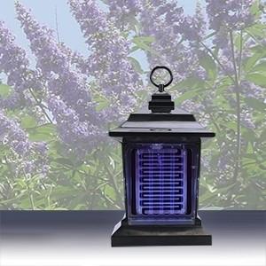 Candeeiro Solar Antimosquitos (Entrega em 24h)