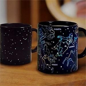 Caneca Muda de Aspeto Constelações (Entrega em 24h)