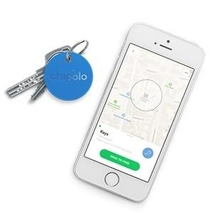 Sensor de Localização Chipolo Classic Azul (Entrega em 24h)